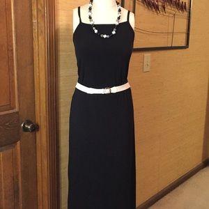 Dresses & Skirts - Black Flat Band Maxi Skirt
